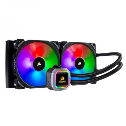 Corsair H115i RGB PLATINUM LIQUID CPU COOLER - Hotshiftpc