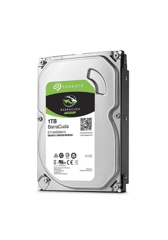 Seagate 1TB Barracuda Internal HDD