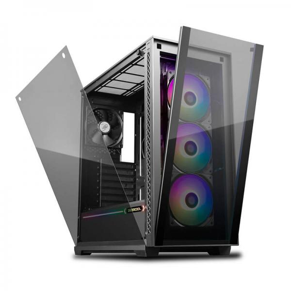 Deepcool Matrexx 70 Addressable RGB (Black)