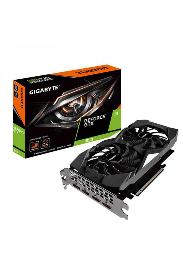 Gigabyte GTX 1650 Windforce OC 4GB