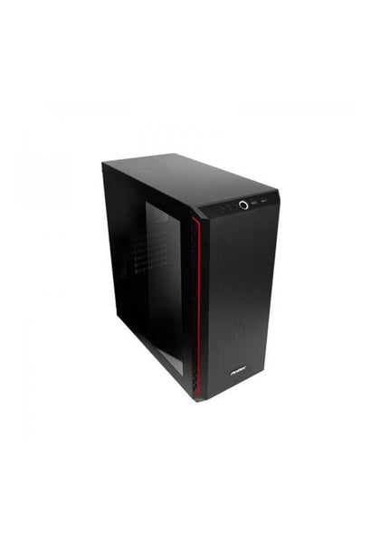Antec P7 WINDOW (Red) Gaming Cabinet - Hotshiftpc
