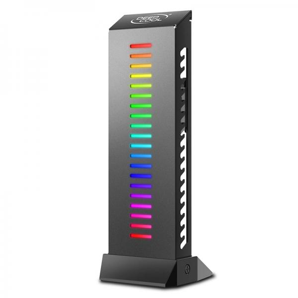 DEEPCOOL GH-01 ADDRESSABLE RGB GRAPHICS CARD HOLDER