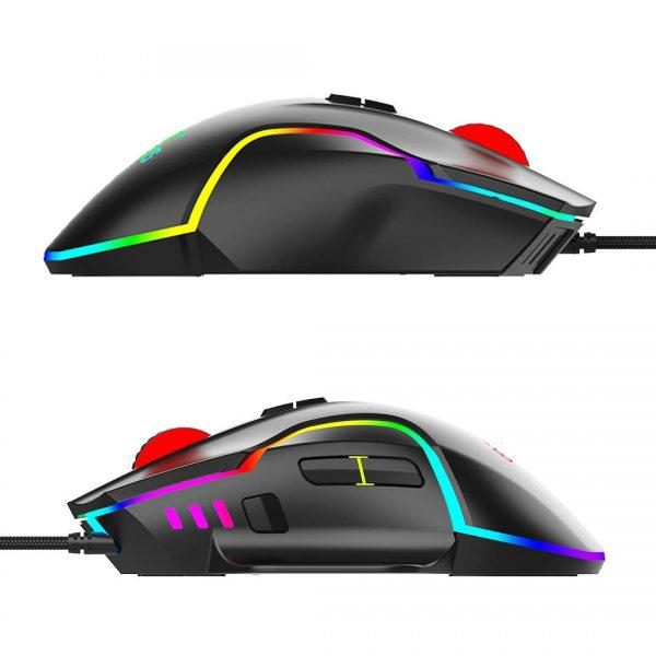 Ant Esports GM320 RGB Gaming Mouse (Black)