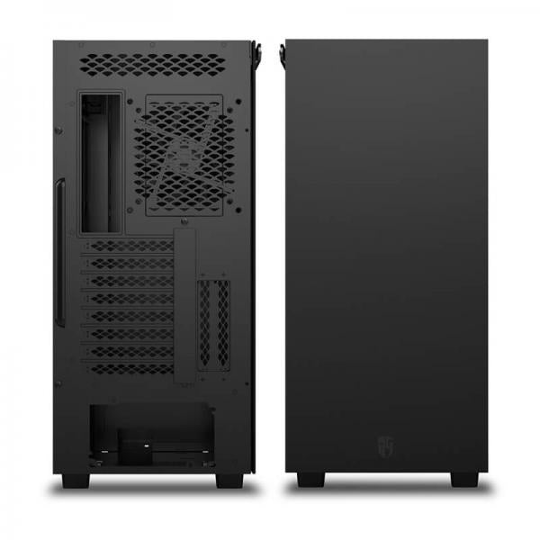 Deepcool GamerStorm Macube 550 (Black) Gaming Cabinet