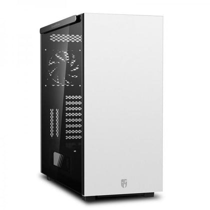 Deepcool GamerStorm Macube 550 (White) Gaming Cabinet - Hotshiftpc