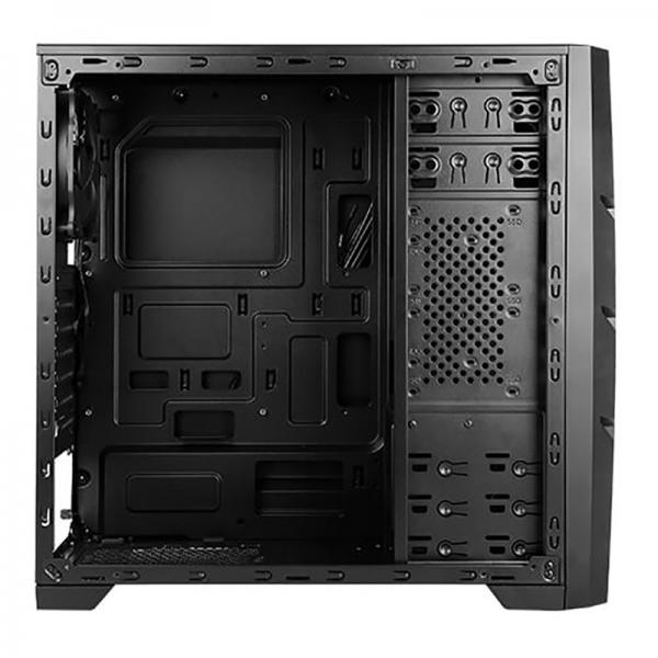 Antec GX202 Blue LED (Black) Gaming Cabinet