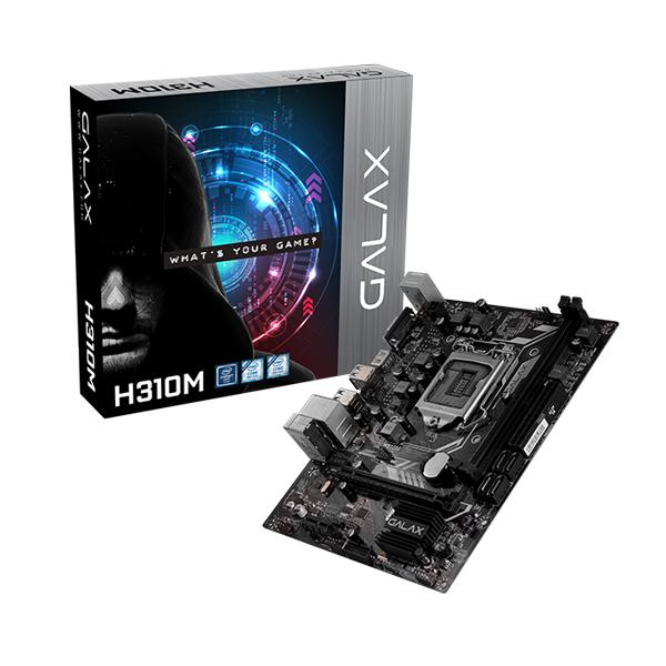 Galax H310M Motherboard