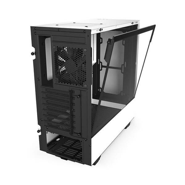 Nzxt H510 (Matte White) Gaming Cabinet