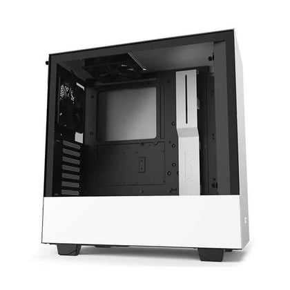 Nzxt H510 (Matte White) Gaming Cabinet - Hotshiftpc