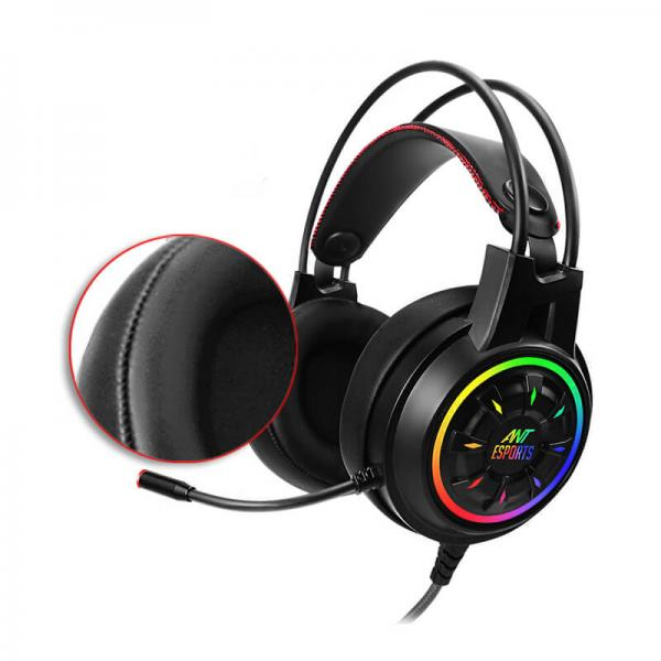 Ant Esports H707 HD RGB Gaming Headset