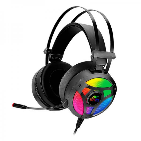 Ant Esports H909 HD RGB Gaming Headset