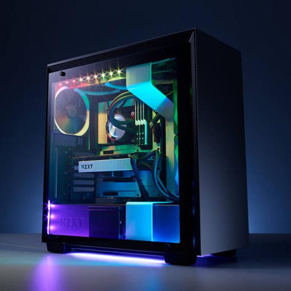NZXT HUE 2 RGB LIGHTING KIT AND RGB CONTROLLER - Hotshiftpc