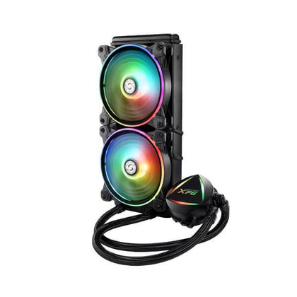 XPG Levante 240 ARGB Liquid Cooler