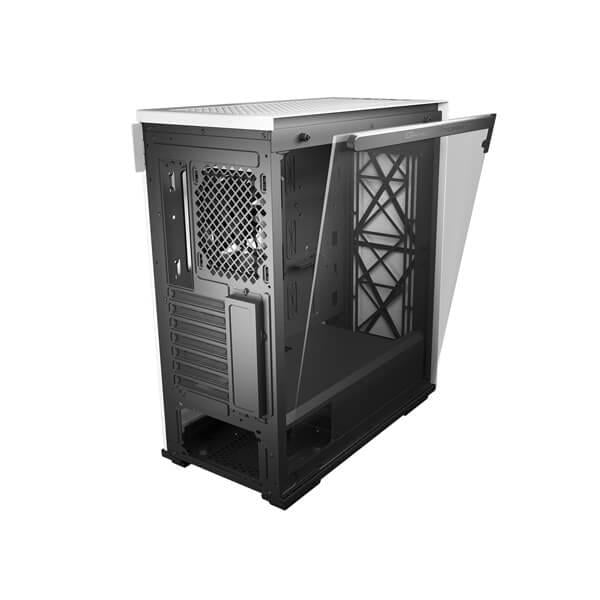 Deepcool GamerStorm Macube 310P (White) Gaming Cabinet