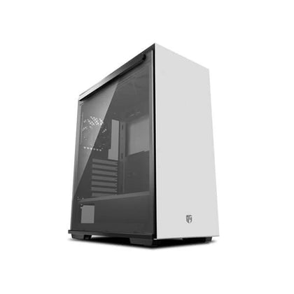 Deepcool GamerStorm Macube 310P (White) Gaming Cabinet - Hotshiftpc