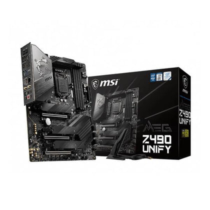 MSI MEG Z490 UNIFY (Wi-Fi) Intel Motherboard