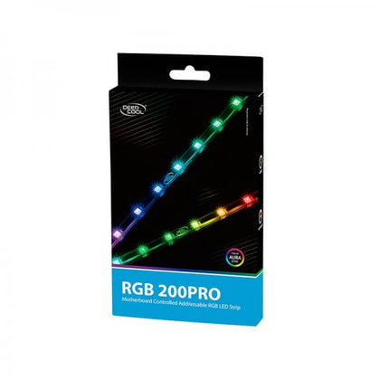 DEEPCOOL RGB 200 PRO ADDRESSABLE RGB LED STRIP - Hotshiftpc