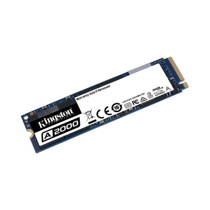 Kingston A2000 500GB M.2 NVMe Internal SSD