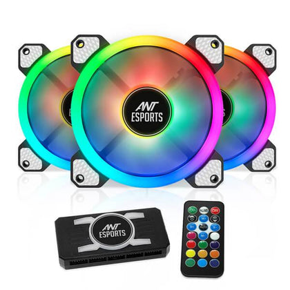 Ant Esports Superflow (Triple Pack) 120 Kit ARGB