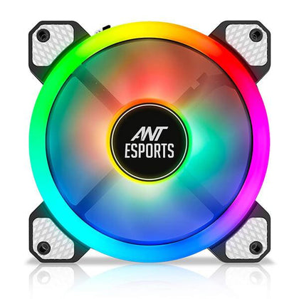 Ant Esports Superflow 120 (Single Pack) Auto RGB V2