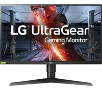 LG 27GL850 27'' UltraGear Nano IPS 1ms Gaming Monitor with G-Sync® Compatibility