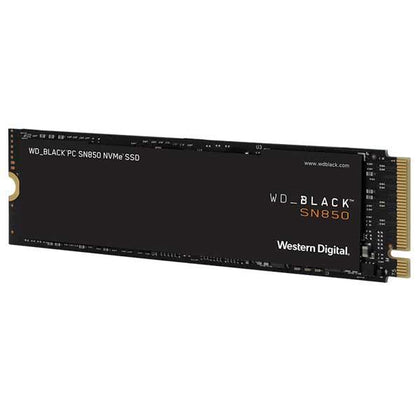 Western Digital Black SN850 500GB Gen4 3D NAND NVMe Internal SSD