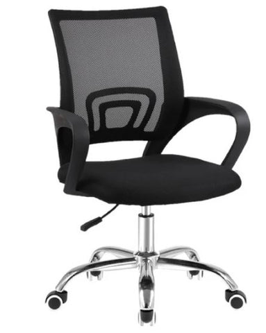 computer chair with lumbar support