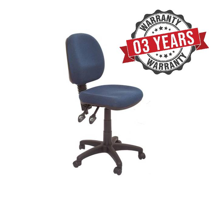 Semi Ergonomic Medium Back Task Office Chair