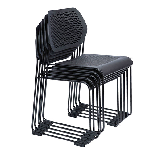 Stackable Polypropylene  visitor Chair