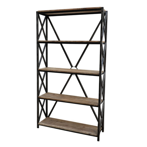 Braced Bookcase