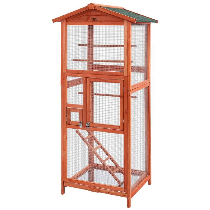 Wooden Bird/Pet Cages Aviary