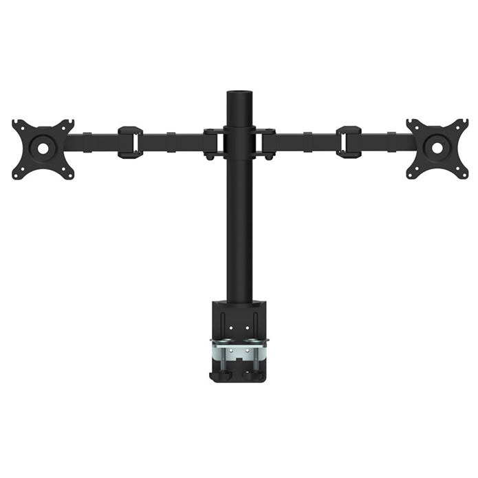 Pole Mounted Revolve Dual Monitor Arm