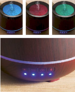 Aromatizues me Bluetooth RGB LED: 200 ml. (3614234935389)