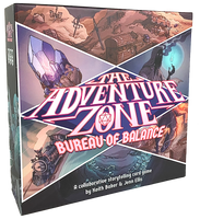 The Adventure Zone Game Box