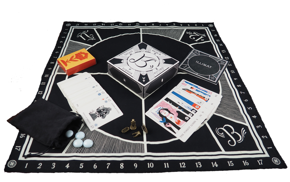 Load image into Gallery viewer, Illimat