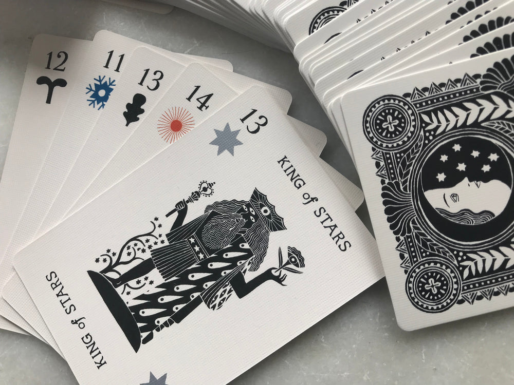 Load image into Gallery viewer, Illimat Playing Cards