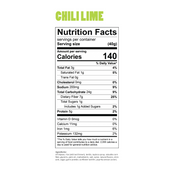 CHILI LIME - 12 PACK