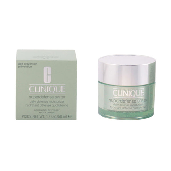 Fugtgivende creme Superdefense Sp Clinique