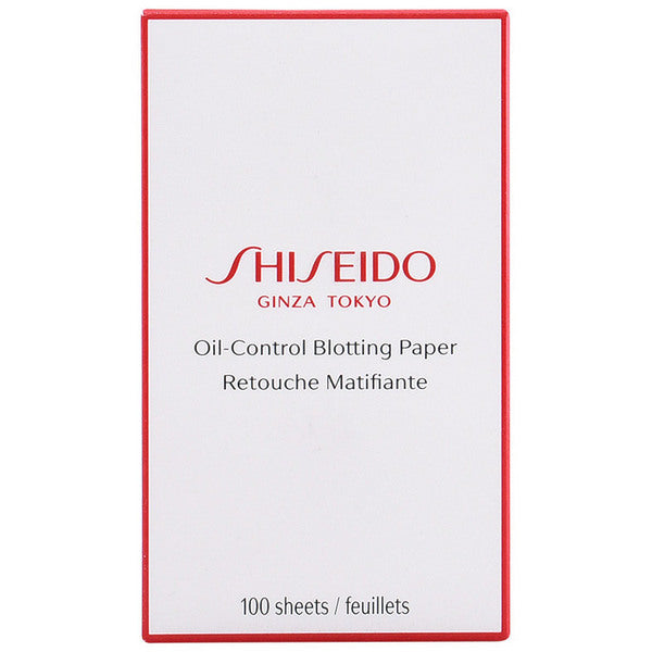 Ark med Skarpt. Papir The Essentials Shiseido (100 uds)
