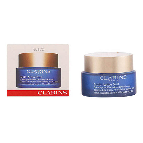 Fugtgivende creme Multi-active Clarins