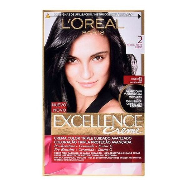 Permanent Farve Excellence L'Oreal Expert Professionnel