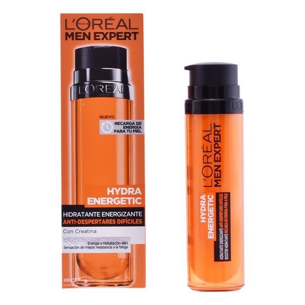 Fugtgivende Gel Men Expert L'Oreal Make Up