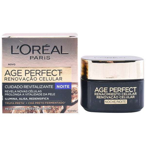 Natcreme Age Perfect L'Oreal Make Up (50 ml)