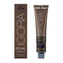 Permanent Anti-Age Farve Igora Royal Absolutes Schwarzkopf Nº 4-60