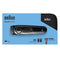 Barbermaskine Beard Trimmer Braun BT3940 Sort