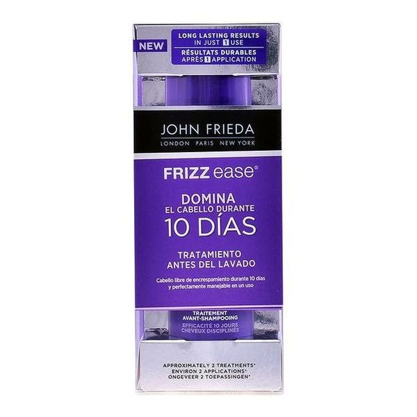 Behandling med antikruseeffekt Frizz-ease John Frieda