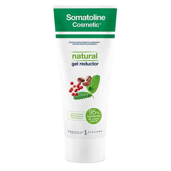 Reducerende gelé Natural Somatoline (250 ml)