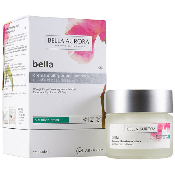 Anti-Age Dagcreme Bella Aurora Spf 20 (50 ml)