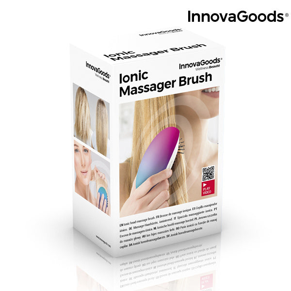 Ion massagebørste InnovaGoods
