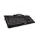 Tastatur med reader Cherry JK-A0100ES-2 Sort